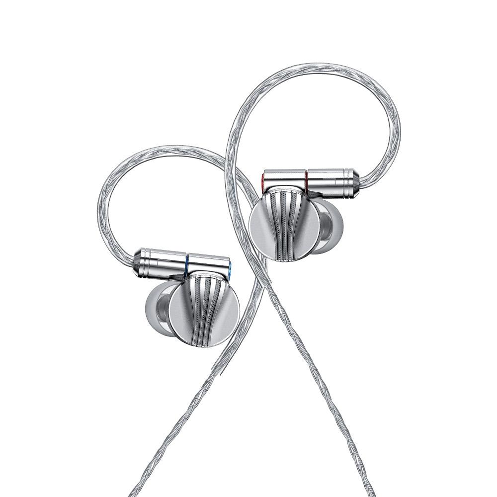 FiiO FD5 旗艦單動圈MMCX可換線耳機