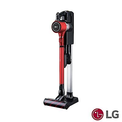 LG樂金 A9PBED2B 快清式無線吸塵器 (時尚紅)