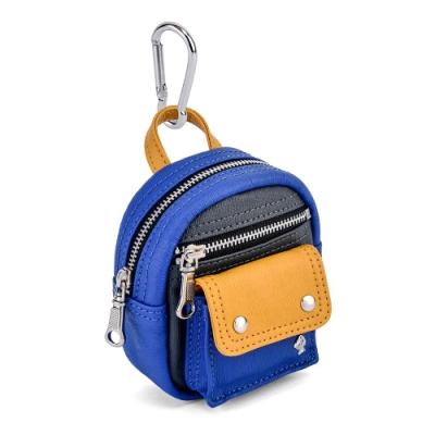 PORTER - 迷你小包吊飾零錢包 - 藍