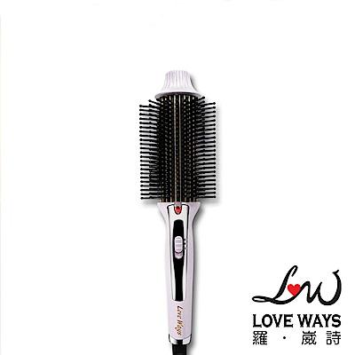 Love Ways 羅崴詩 九排式兩用電熱造型梳