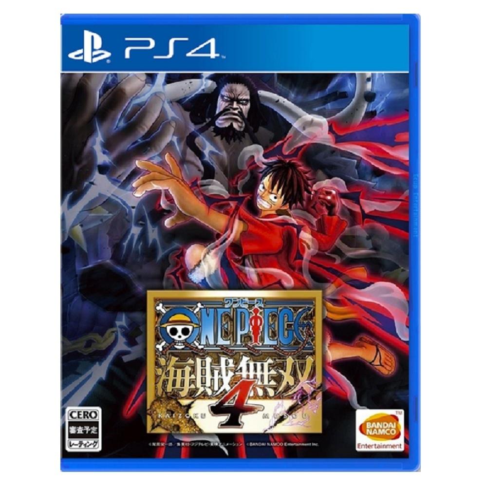 ONE PIECE 海賊無雙 4 PS4 中文版