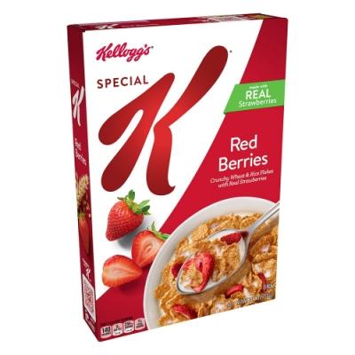 Kellogg s 家樂氏 Special K草莓香脆麥米片(331g)