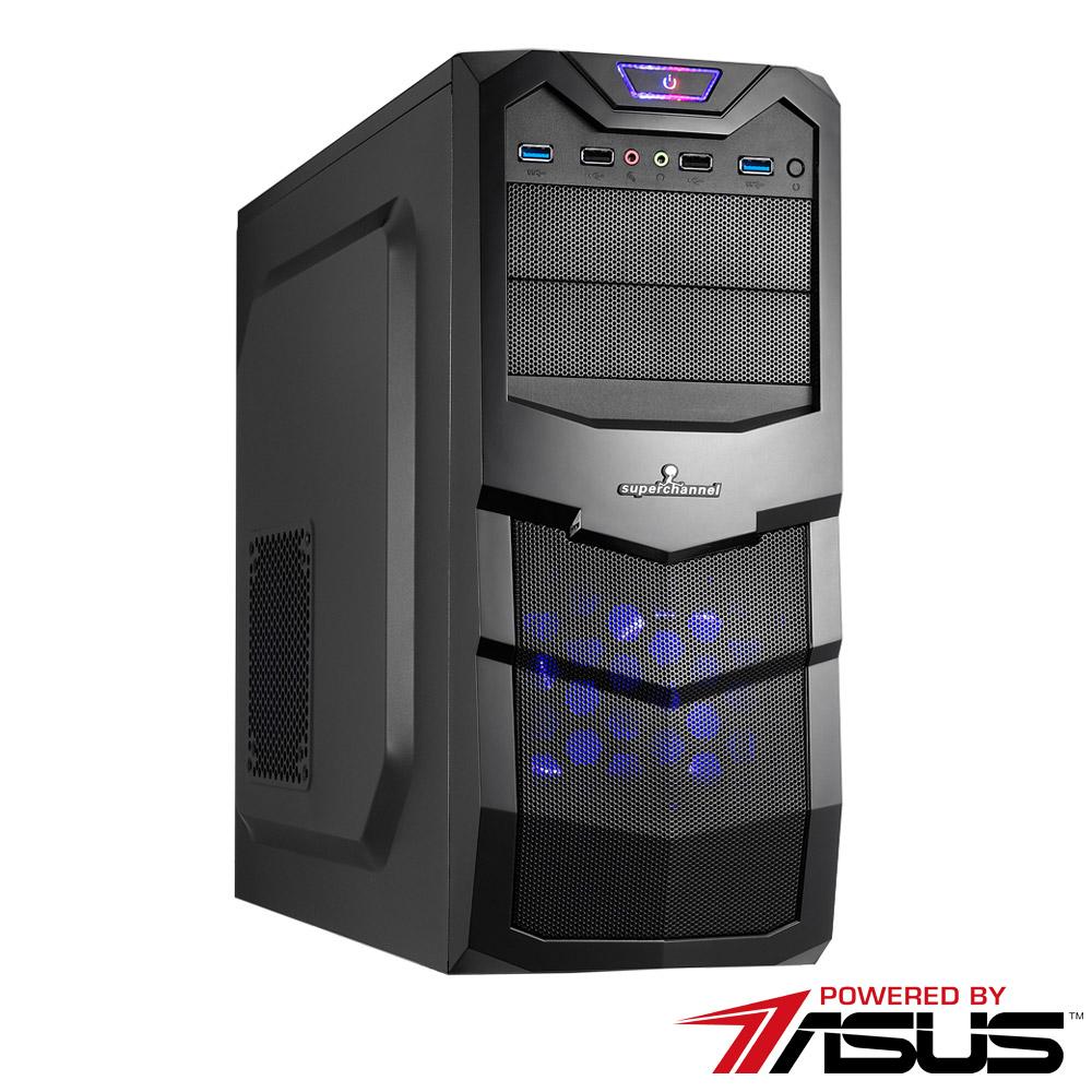 華碩B365平台 [漩渦義士]i5六核GTX1660獨顯SSD電玩機 @ Y!購物