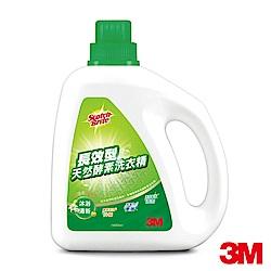 3M 長效型天然酵素洗衣精 (沐浴清新香氛1800ml)