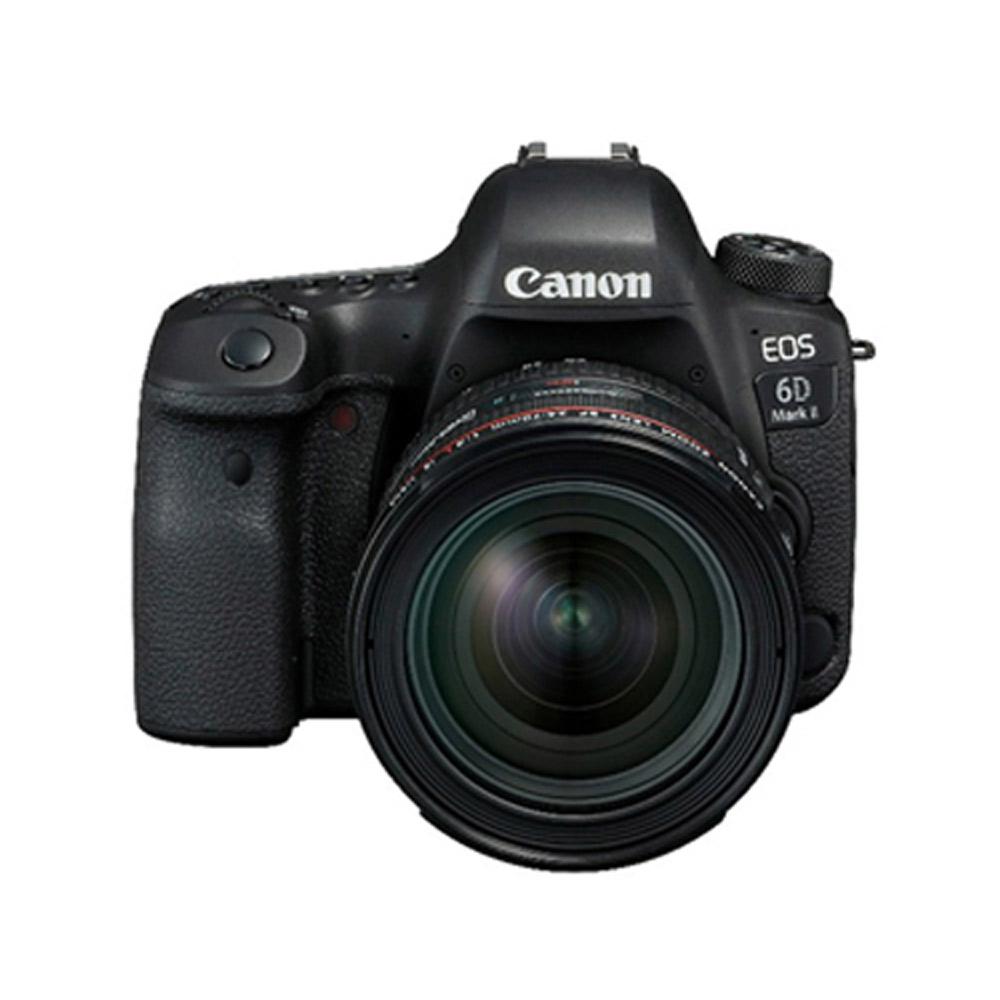 CANON EOS 6D Mark II 24-70mm F/4L (公司貨)