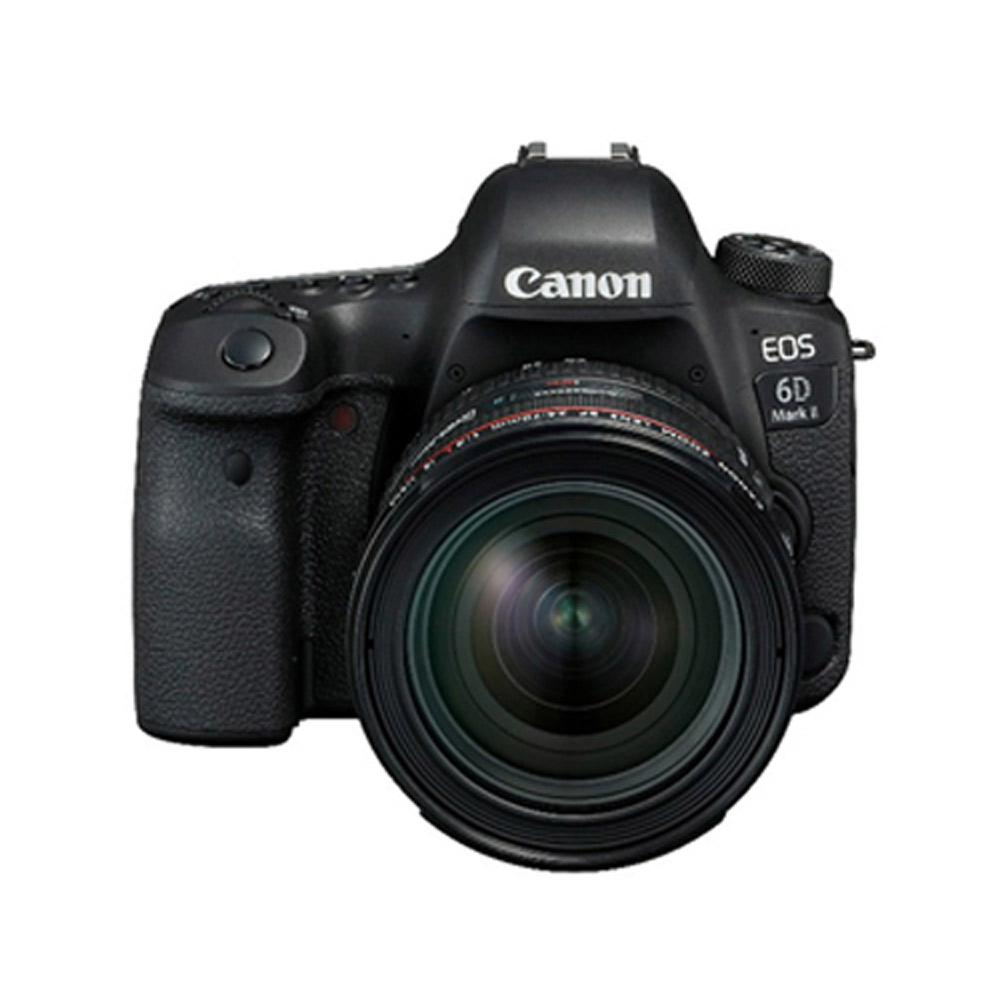 CANON EOS 6D Mark II 24-70mm F/4L (公司貨)
