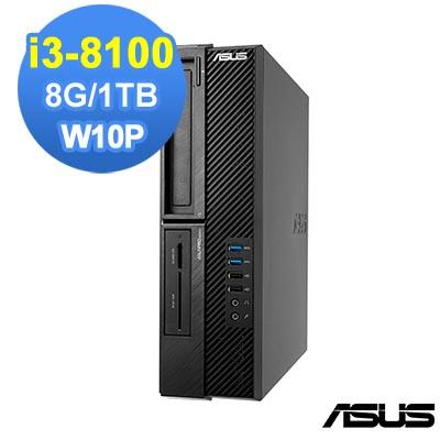 ASUS M640SA 8代i3 Win10 Pro 商用電腦