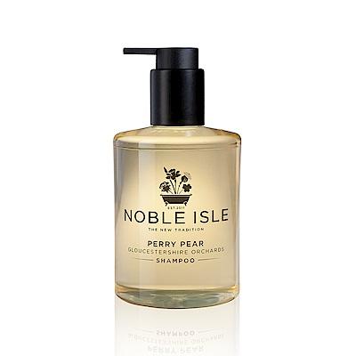 (即期良品)NOBLE ISLE 香梨洗髮乳 250ML(效期至2021/10/1)