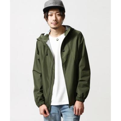 機能登山夾克防風外套防水(4色) ZIP日本男裝