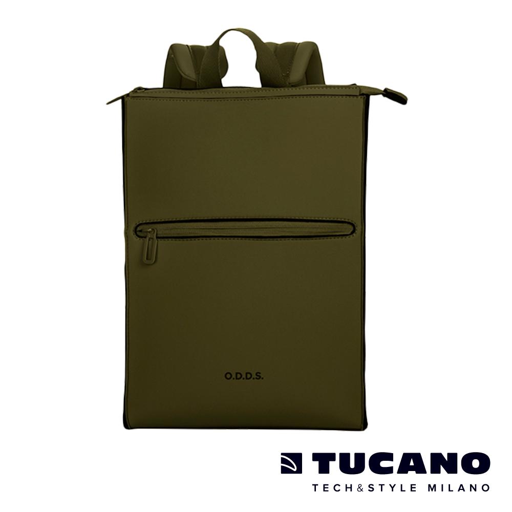 TUCANO X O.D.D.S. 潛水布防水旅行後背包 M-軍綠