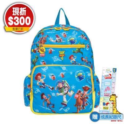 【經典卡通】玩具總動員-後背包(大)-IMTS001RB (IMKS)