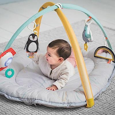 taf toys五感開發系列-音樂新生兒健力架