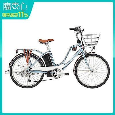 momentum Latte E+休閒電動自行車