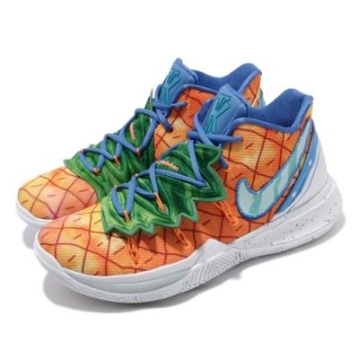 Nike 籃球鞋 Kyrie 5 SBSP 鳳梨 男鞋