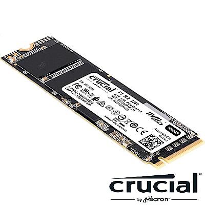 美光 Micron Crucial P1 500GB SSD
