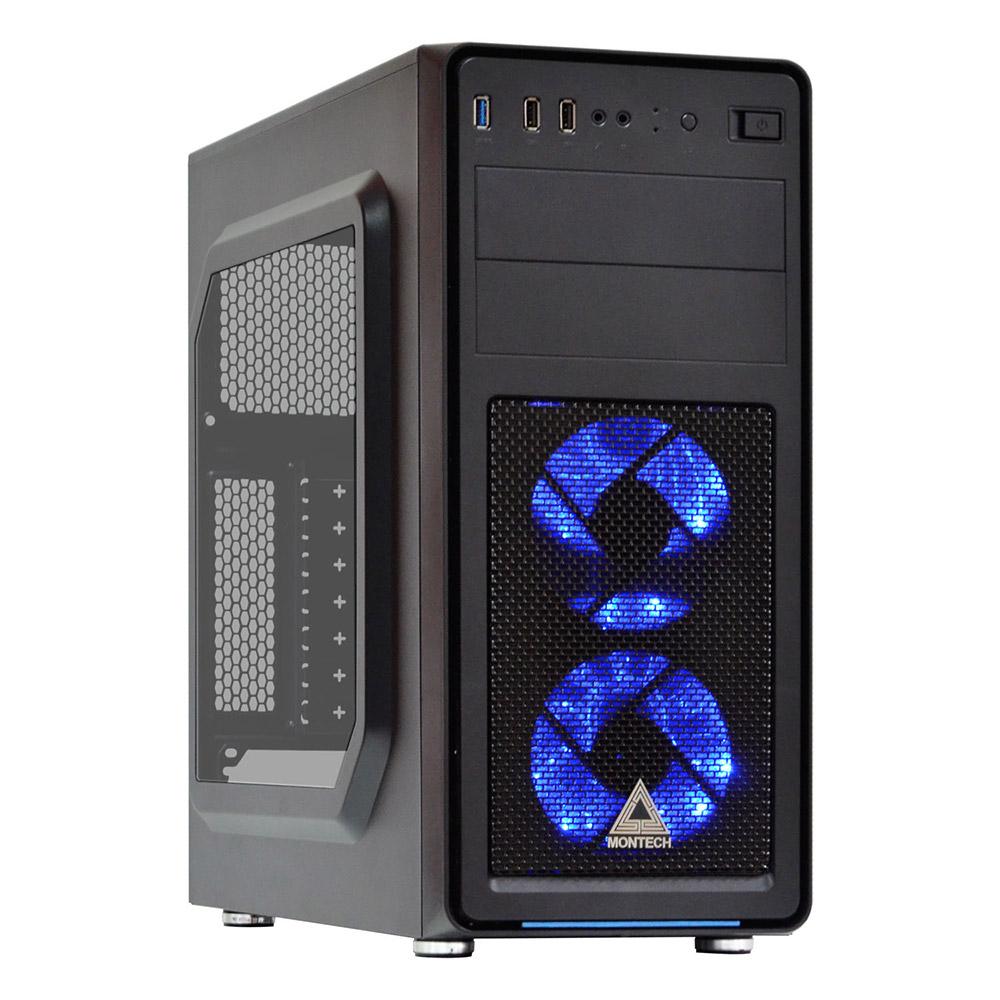 技嘉B360平台[狩虎傭兵]i3四核GTX1650-4G獨顯電腦