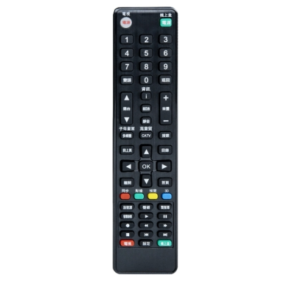 WIDE VIEW 電視及機上盒2合1萬用遙控器(N-A5)