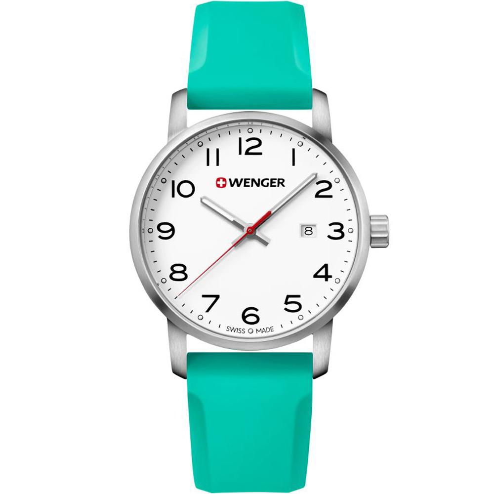 WENGER Avenue 城市美學時尚腕錶(01.1621.108)35mm