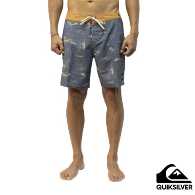 【QUIKSILVER】SURFHEMP ENDLESS TRIP 18 衝浪褲 海軍藍