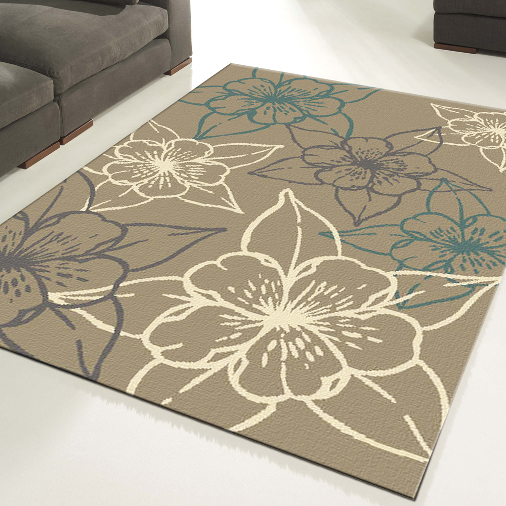 范登伯格 - 娜拉 進口仿羊毛地毯 - 燦爛 (133 x 190cm)