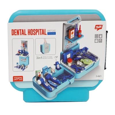凡太奇 小小醫生玩具手提箱