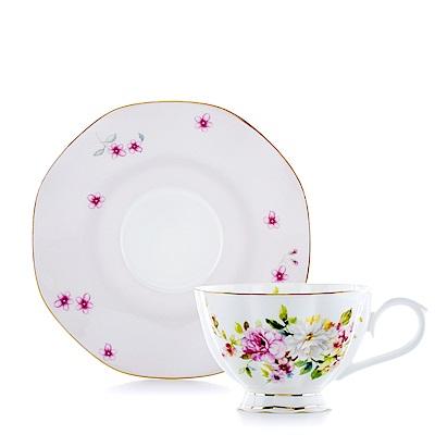 Royal Duke 骨瓷咖啡對杯-繽紛花緣