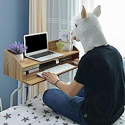 ANDYMAY2創意床上上鋪專用電腦桌AM-K103