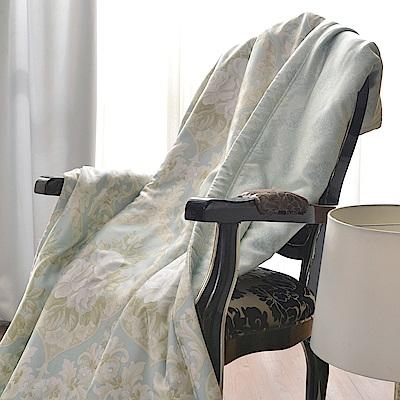 義大利La Belle 莉亞公主 100%天絲涼被(5x6.5尺)-綠色
