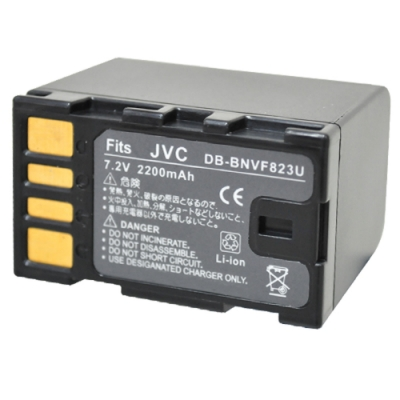 Kamera 鋰電池 for Jvc BN-VF823 (DB-VF823)