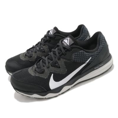 Nike 慢跑鞋 Juniper Trail 運動 男鞋 輕量 透氣 舒適 避震 路跑 健身 黑 灰 CW3808001