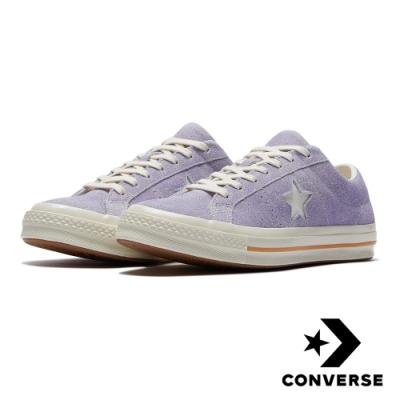 CONVERSE ONE STAR 男女休閒鞋 164218C 紫