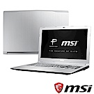 MSI微星 PE62-203 15吋筆電(i5-8300H/GTX1050/128G+1T