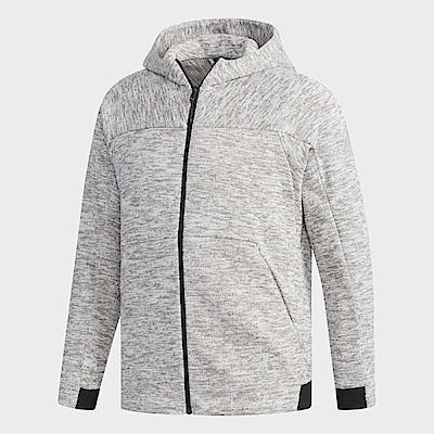 adidas 連帽外套 Warp Knit SW HD 男款
