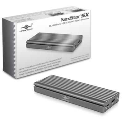 凡達克NexStar SX M.2  PCIe 外接盒