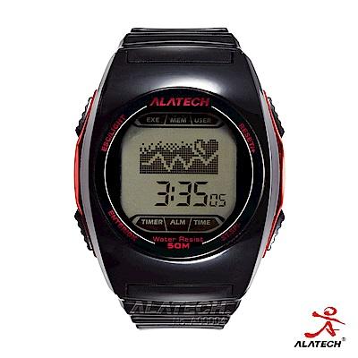 ALATECH FB005 專業健身 心率錶 –黑色