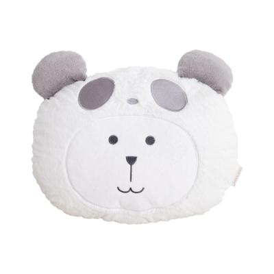 CRAFTHOLIC 宇宙人 灰熊貓兔兔造型靠枕