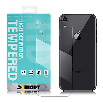NISDA  for iPhone XR 6.<b>1</b>吋背面鋼化 9H <b>0</b>.33mm玻璃螢幕貼