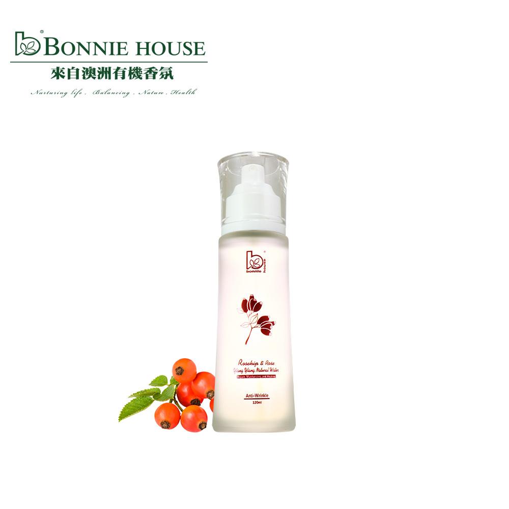 Bonnie House 頂級玫瑰果依蘭保濕玫瑰水120ml