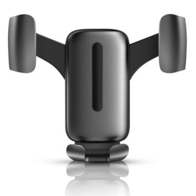 【AIRSHIP】鋁合金質感飛艇車用手機支架(4-6吋適用)