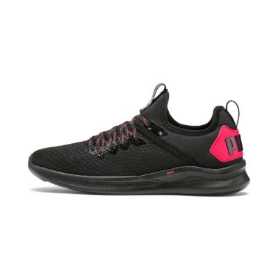 PUMA-IGNITE Flash Shift Q4 女性慢跑運動鞋-黑色