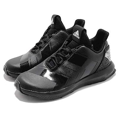 adidas 慢跑鞋 RapidaRun 聯名 運動 童鞋