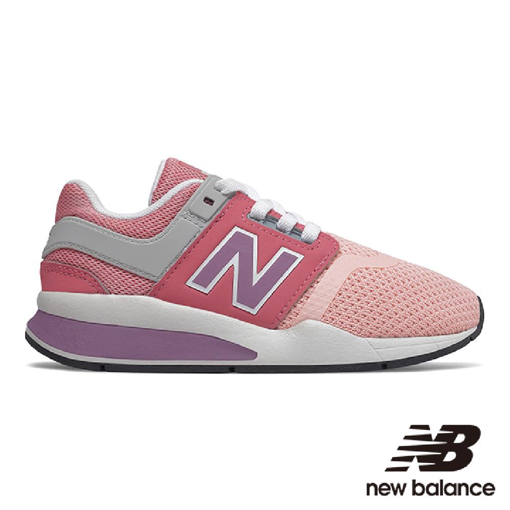 New Balance 童鞋 KA247HWP-W 粉紅