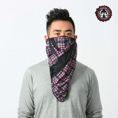 【DREGEN】BL系列-三角巾面罩-城市星空