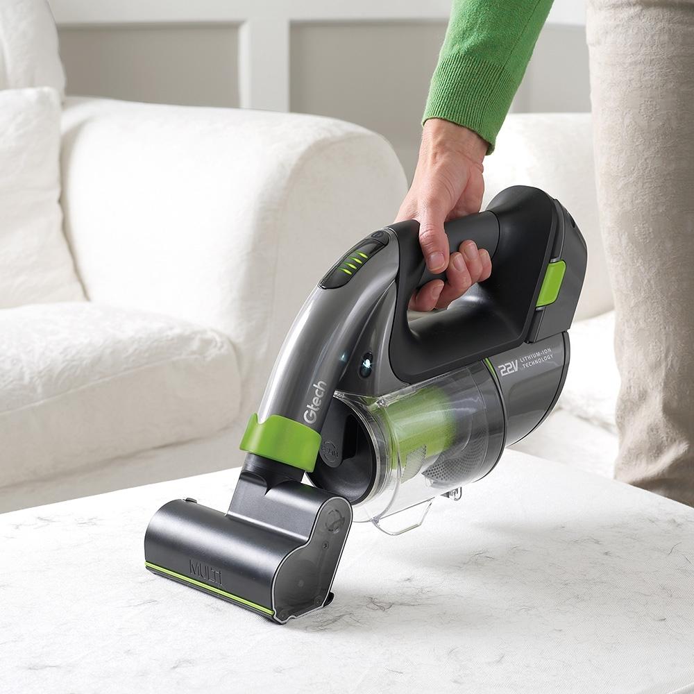 【年末掃除幫手-生活工場】英國Gtech小綠MultiPlus無線除蟎吸塵器
