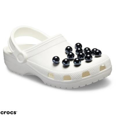 Crocs卡駱馳 (女鞋) 永恆珍珠克駱格-205439-066