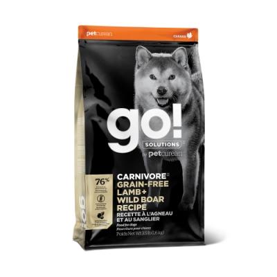 Go! 牧羊野豬 76% 高肉量 全犬無穀配方3.5磅