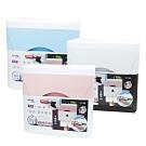 MINONO 米諾諾不留痕雙層防水衛生紙盒-2入組