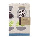 日本丸真 葡萄牙製創意廚房浴巾-咖啡豆