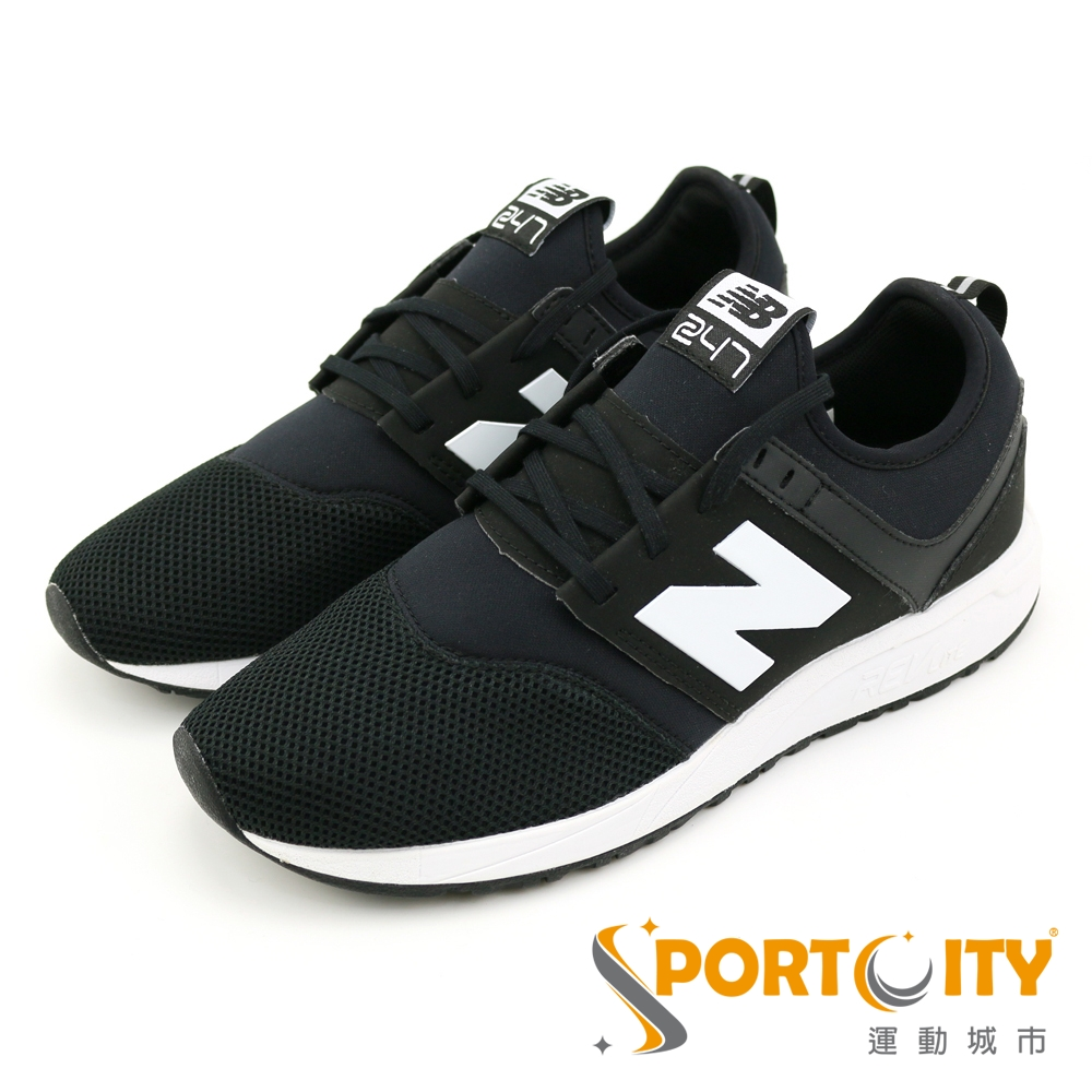 NEW BALANCE 男慢跑鞋 MRL247BG-D 黑
