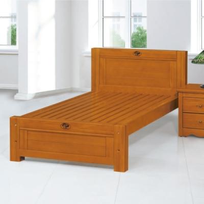 AS-雷納3.5尺實木床板-116x206x91cm